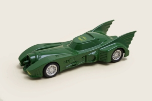 A factory example made in green but never released in this colour.