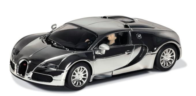 C3169A Bugatti Veyron Chrome