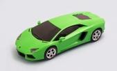 C3660 Lamborghini Aventadore green