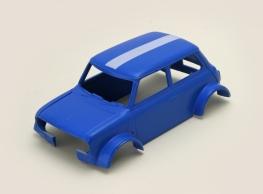 C0291 factory test white body sprayed blue