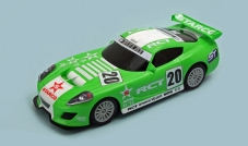 C3473 Team GT No20 green