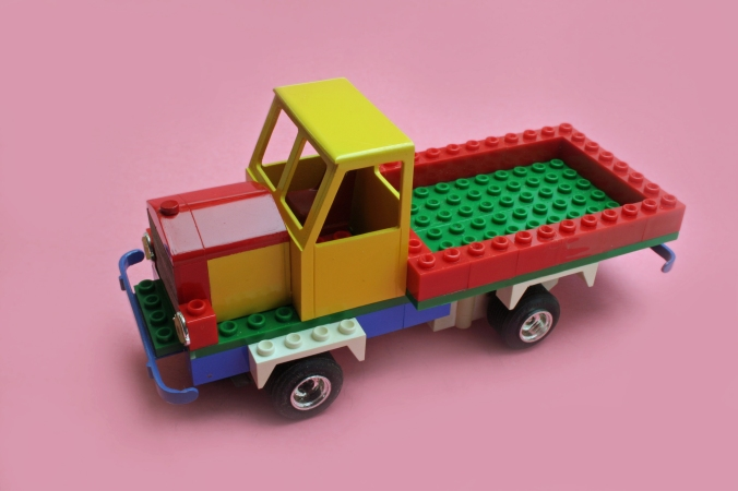 TruckBrickRed