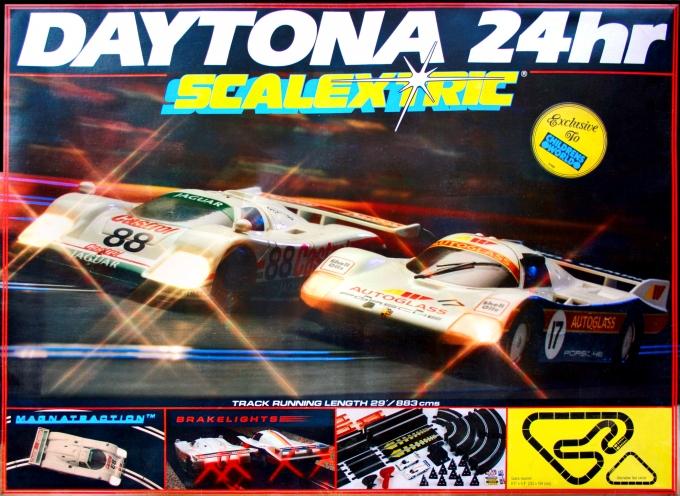 1988 C861 Daytona 24hr