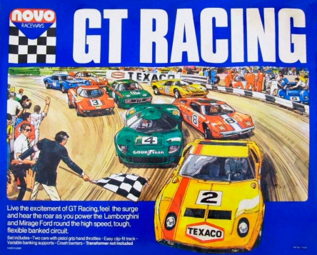 GT racing set box 20
