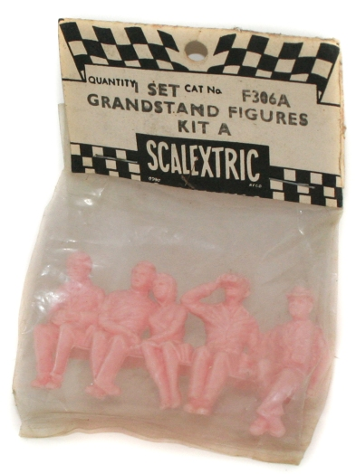 F306A Grand Stand Figures Kit A bagged