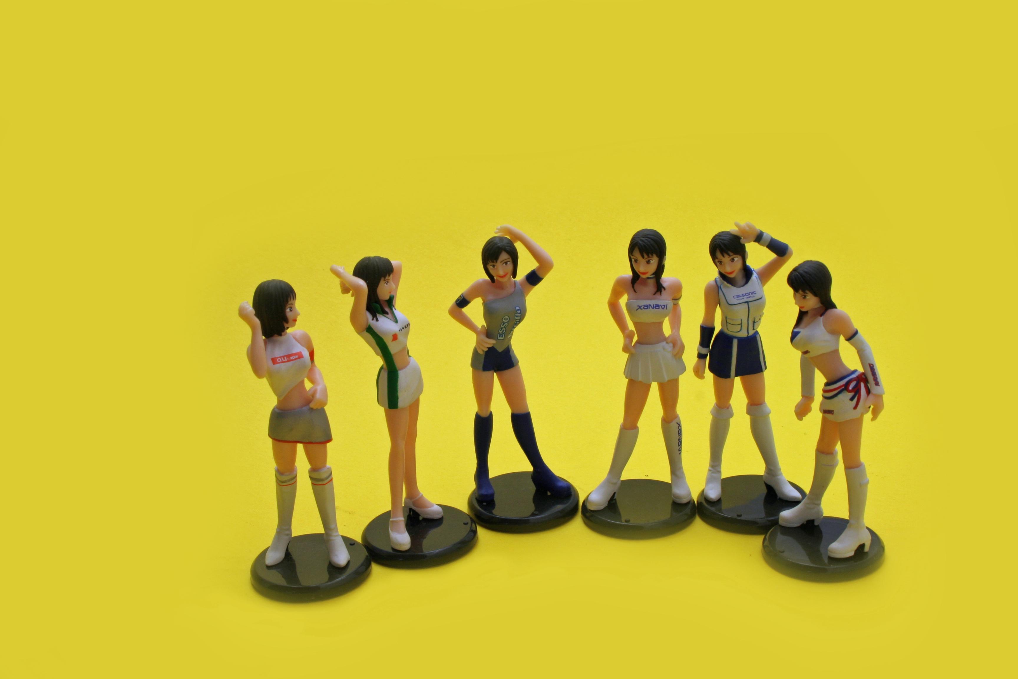 Quattrox Grid Girls a