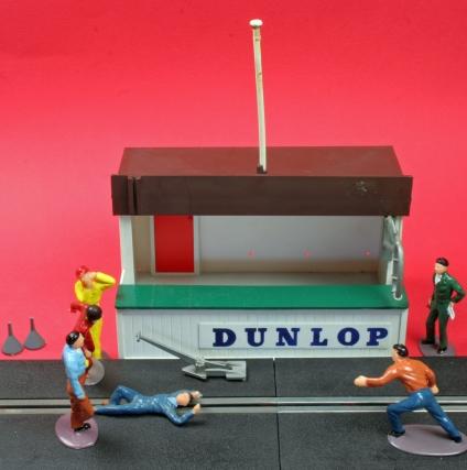 A202 Dunlop blue