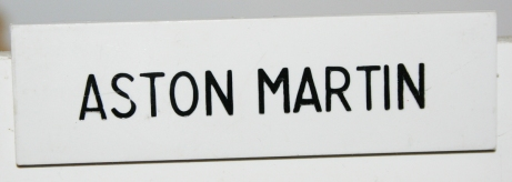 A206 Aston Martin