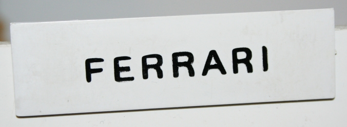 A206 Ferrari