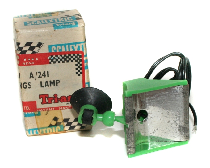 A241 Buildings Lamp with sucker boxed