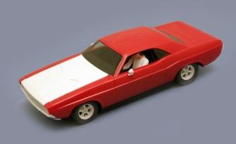 C3549 Dodge Challenger sample