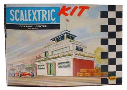 K703 Control Centre box