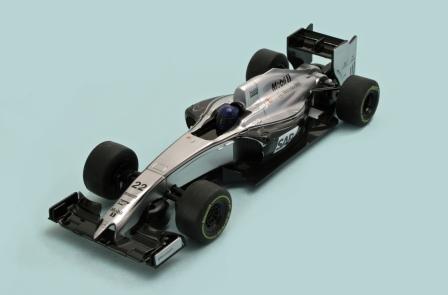 C1346 Team F1 McLaren No22 DA