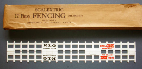 S117 KLG Shell fencing w original packaging
