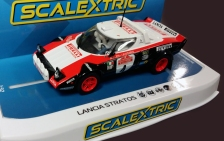 Lancia Stratos in box