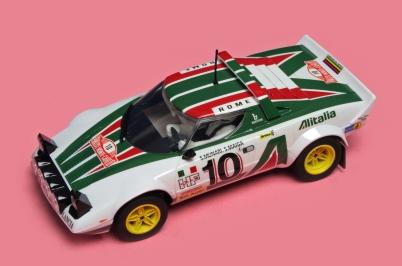 Lancia Stratos No10