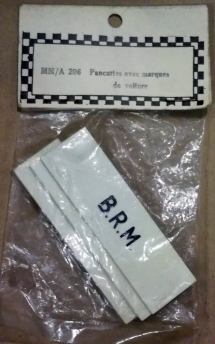 A206 French BRM name boards PACK3