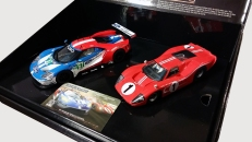 C3893A GT40MKIV Red No1