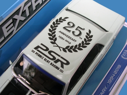 C3986 Ford Falcon PSR 25th Anniversary roof