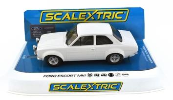 C4011 Ford Escort White ltd ed 200