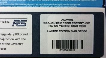 C4011FS label