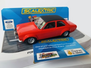 Ford Escort auctioned at CarFest South 2019