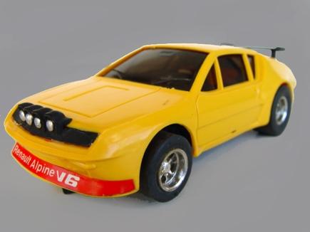 Alpine yellow 7