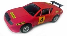C0028 red Meccano Scalextric