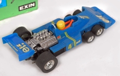 4054 blue Tyrrell rear with box