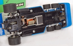 4054 blue Tyrrell under
