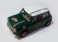 C0045 Mini Cooper Mexican green white