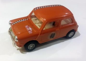C0045 Mini Cooper Mexican orange