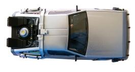 C4117 DeLorean overhead