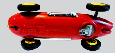 C0054 Lotus Aus and NZ dark red underpan